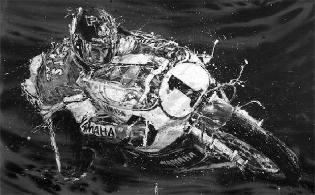 Kenny Roberts Yamaha YZR 500