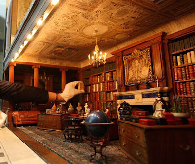 amis du jouet ancien et du patrimoine miniature reportage. Black Bedroom Furniture Sets. Home Design Ideas