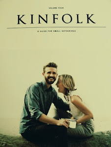 issue 4 Kinfolk Magazine on sale now