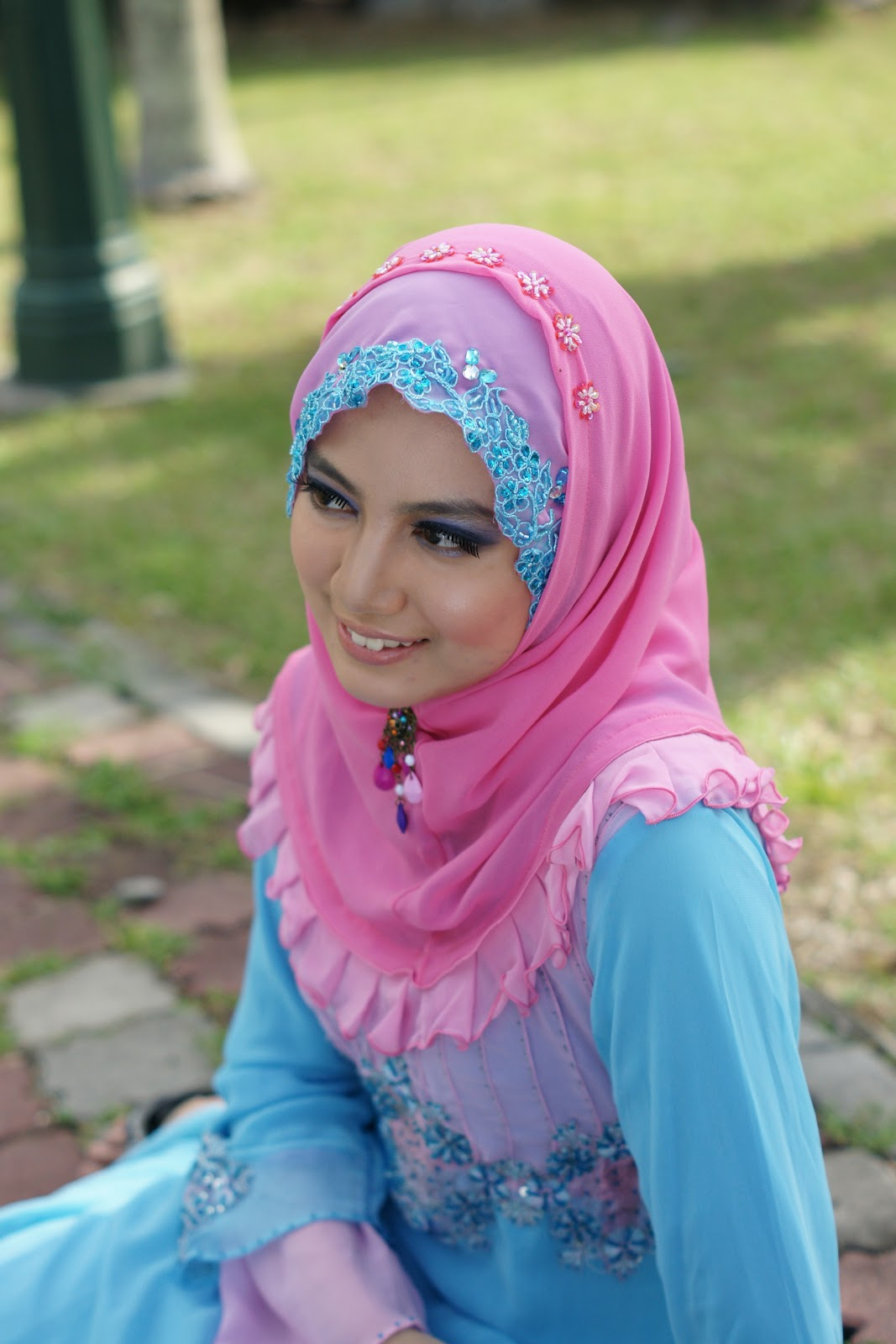 fashion sense muslimah