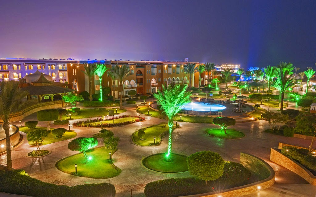 Hurghada (Egitto) - SUNRISE Select Garden Beach Resort and Spa 5* - Hotel da Sogno