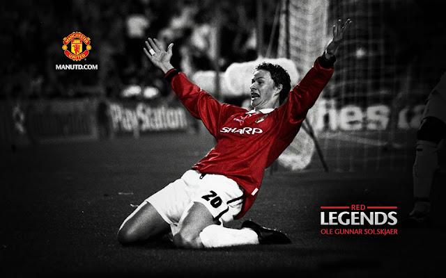 Ole Gunnar Solskjaer: Red Legends Manchester United
