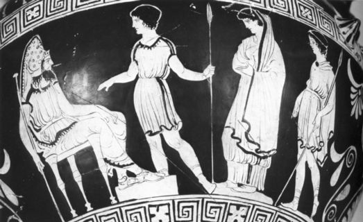 The Role of Women in Sophocles ' Antigone