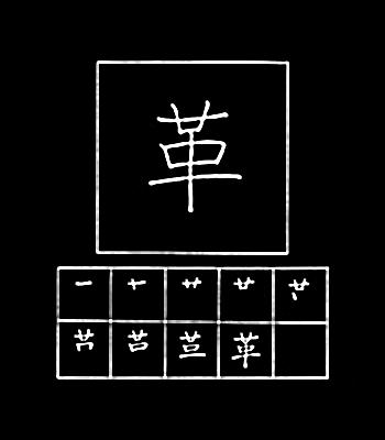 kanji reformasi