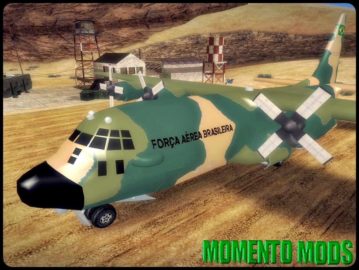 GTA SA - Hercules C-130 FAB (Força Aérea Brasileira)