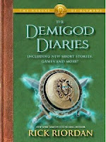 bookcover of Heroes of Olympus: The Demigod Diaries