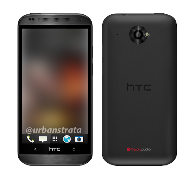 HTC Zara Leaked Press Render