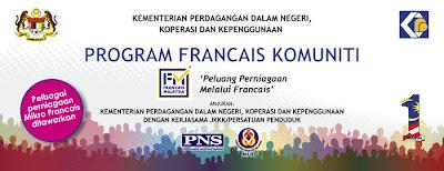 program francais komuniti, francais malaysia