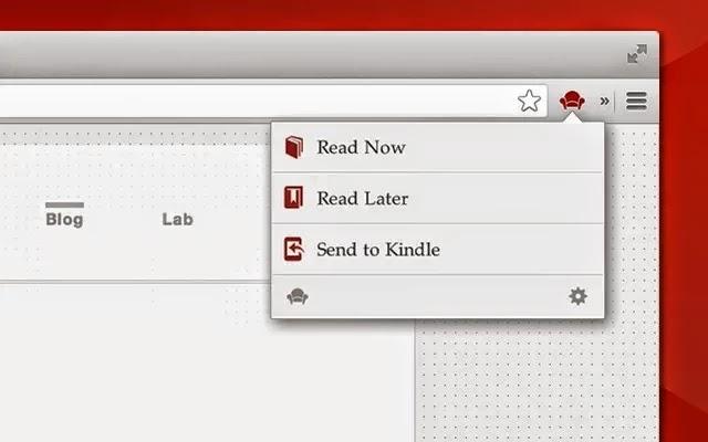 اضافة Readability لمتصفح جوجل كروم للقرائة