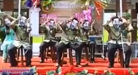 video gwiyomi guru sekolah malaysia