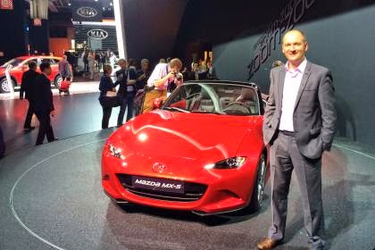 Mobil Terbaik Paris Motor Show 2014
