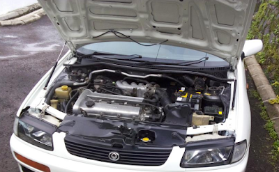 Mesin Mazda 323 Lantis / 323 Familia