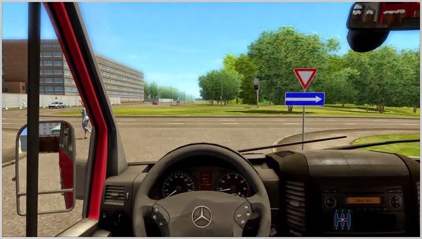 auto simulator pc