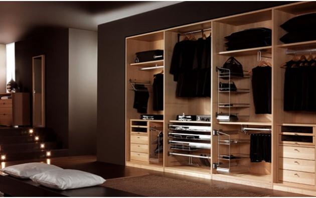 Closets y vestiers industria procesadora de maderas ipm for Fabrica de closet