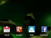 Goyangkan Android untuk Ubah Wallpaper