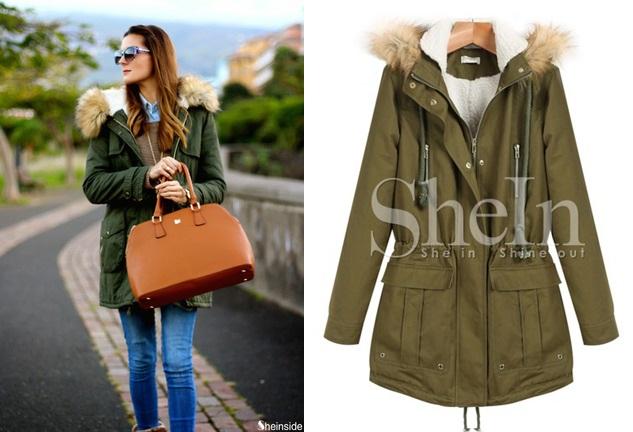 SheIn - płaszcze, kurtki, sweterki... ♥