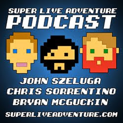 Super Live Adventure Podcast!