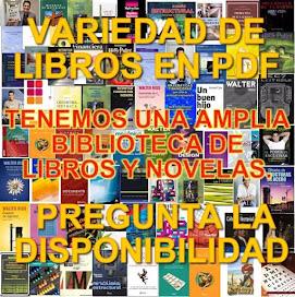 Variedad de Libros En PDF
