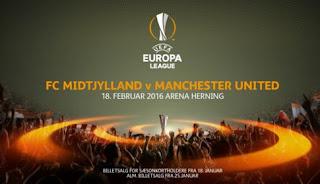 FC Midtjylland vs Man United