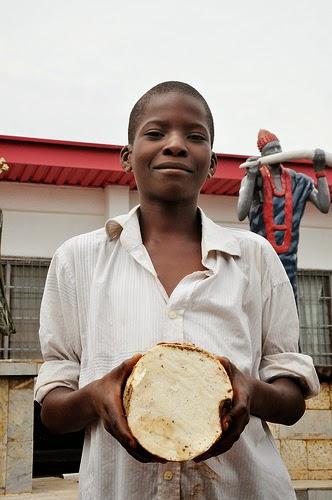 Igbo Yam Festival photo by Jeff Haskins