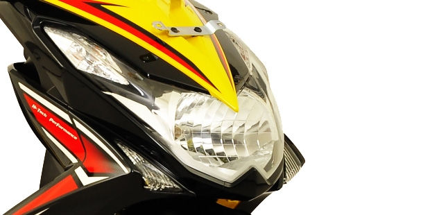 Yamaha Xeon RC [NEW]:Automotive Rivew