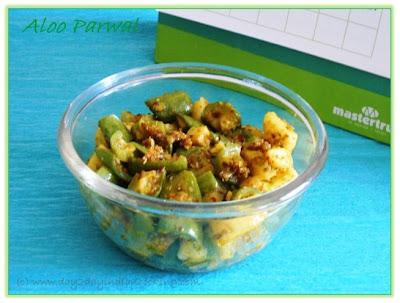 recipe for making aloo parwal