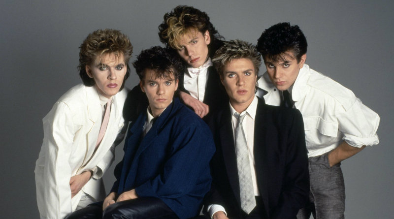 JULY 2020 FEATURED ARTIST OF THE MONTH - DURAN DURAN!