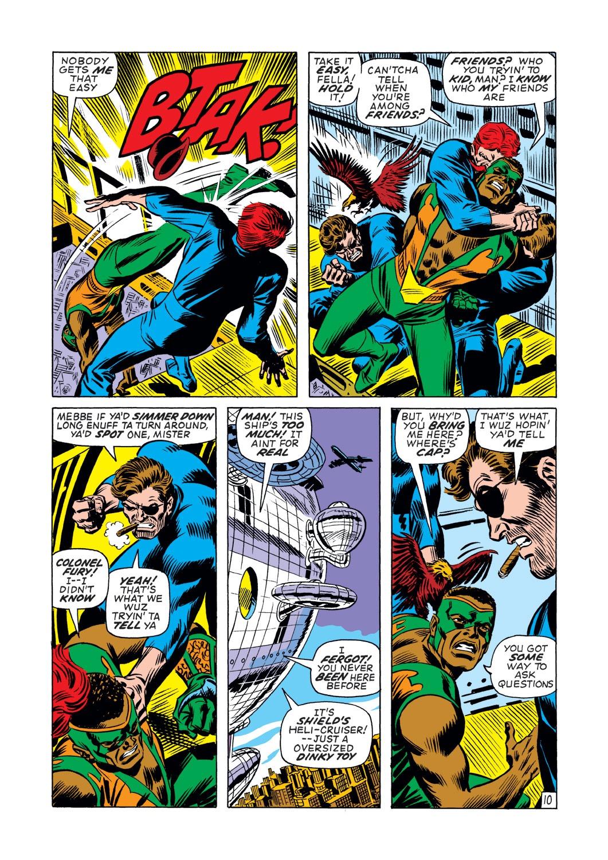 Captain America (1968) Issue #139 #53 - English 11