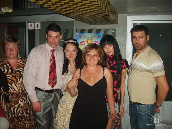 Свадьба Женя Никитин и Тома Абишева фото