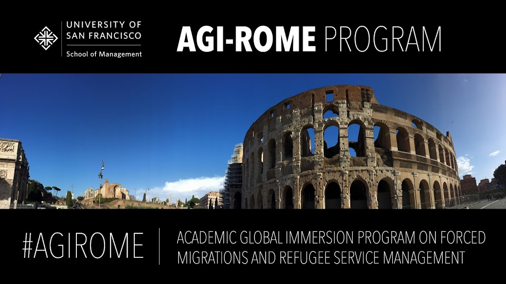 AGI-Rome Program on Forced Migration and Refugee Service Management