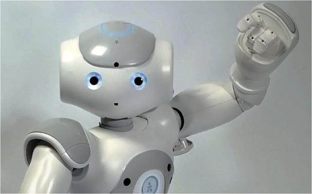 Aldebaran Robotics NAO Robot