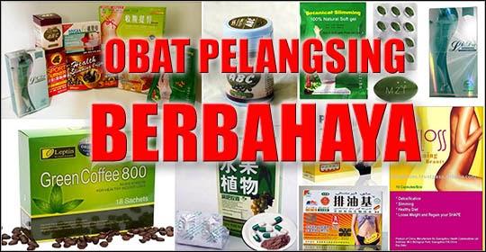 Quo Vadis Indonesia: Obat Pelangsing Berbahaya