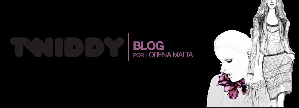 TWIDDY | BLOG - por Lorena Malta