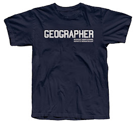 Dress like a geographer.