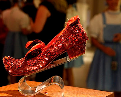 Ruby Slippers from House of Harry Winston