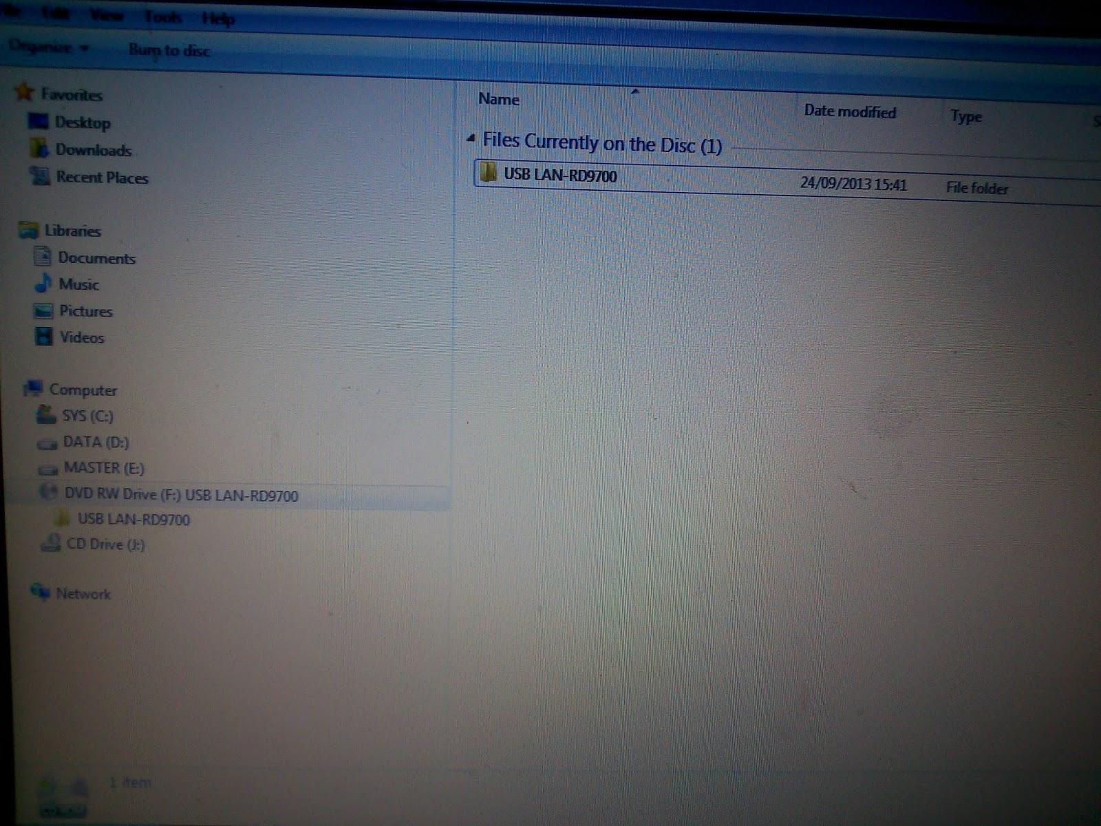 Cara Install Usb Lan Windows 7 To Netline 3 Klik Kanan Open Folder