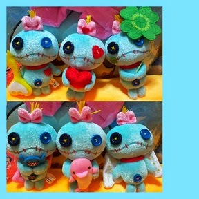 JAPAN DISNEY HEARTLAND SCRUMP