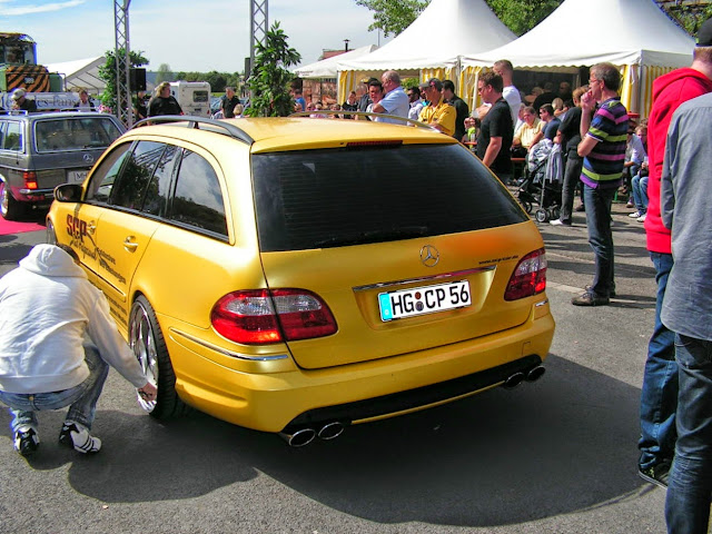 mercedes s211 e320 tuning