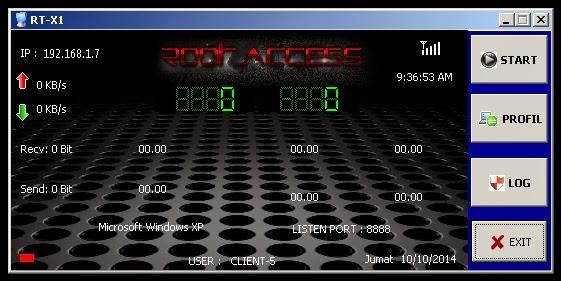 Inject Indosat RT-X1 10 Oktober 2014