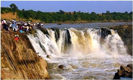Narmada Water falls