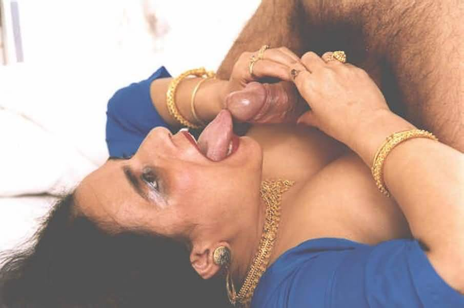 Blowjob on big dicks