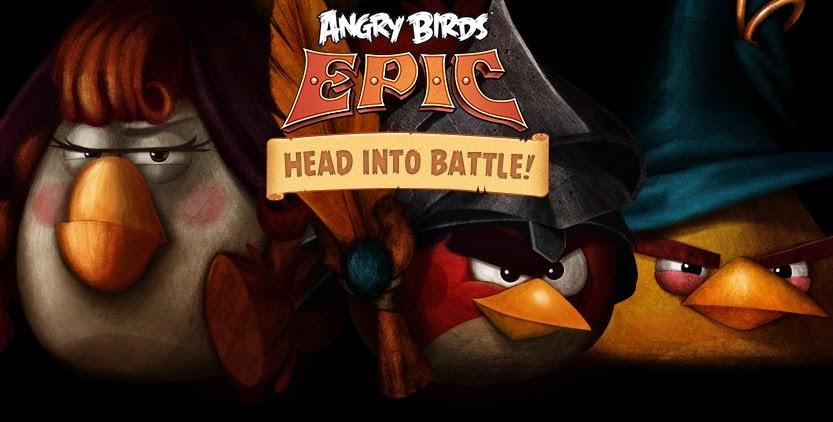 Angry Birds Epic APK v1.2.3 [Mod Money]