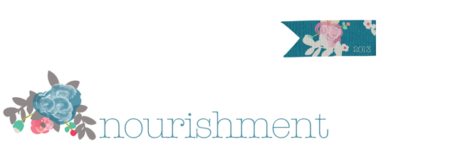 Nourishment 2013