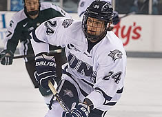 NCAA: UNH Captain's Corner - Last-Minute Loses To St. Lawrence & Clarkson