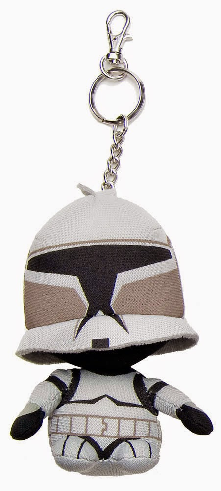 Llavero Peluche Clone Trooper