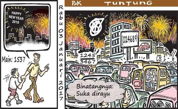Prediksi Gambar Pak Tuntung Rabu 03 12 2018