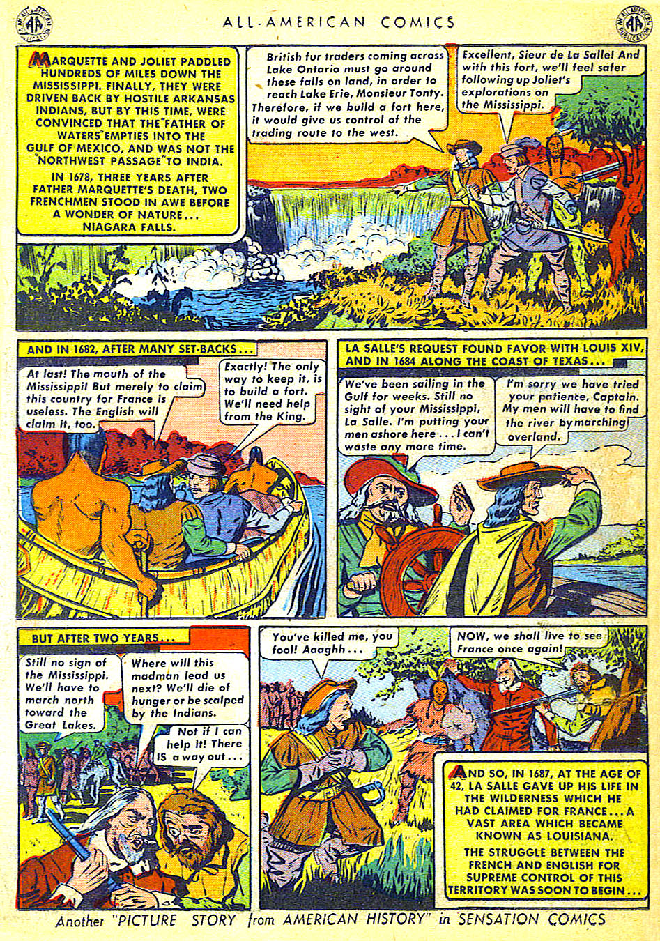Read online All-American Comics (1939) comic -  Issue #65 - 31