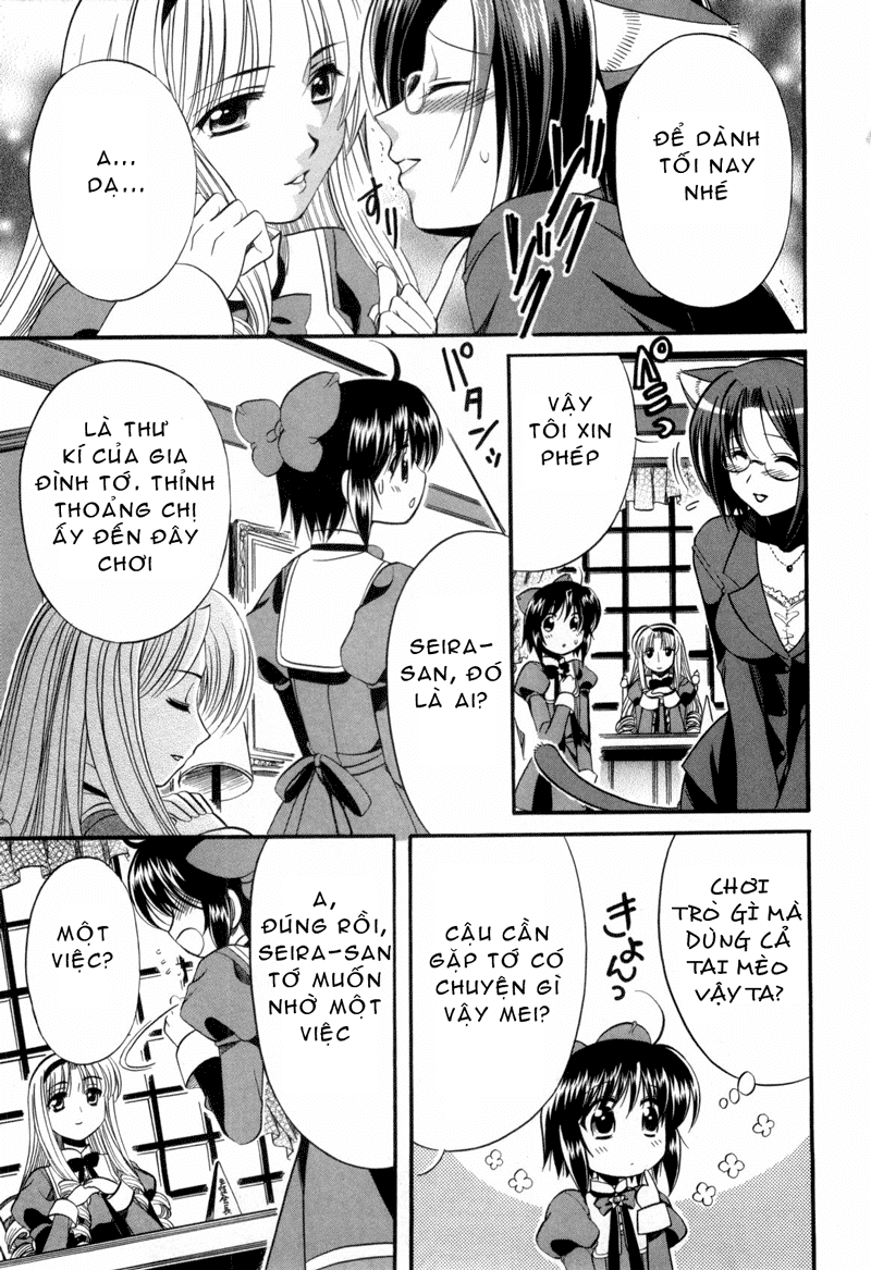 Mei No Naisho Chapter 2 - Trang 15