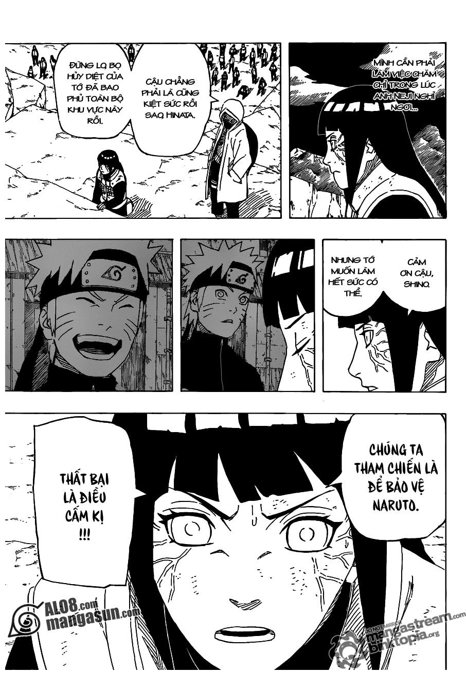 Naruto chap 540 Trang 5 - Mangak.info