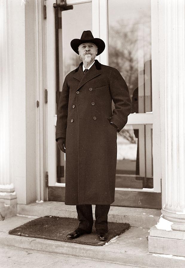Buffalo Bill Cody ~